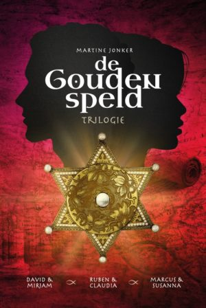 De gouden speld trilogie (e-book)