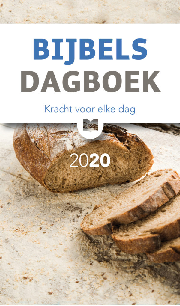 Bijbels dagboek 2020 (klein formaat)