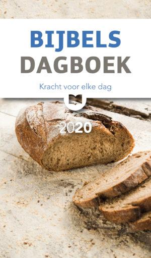 Bijbels dagboek 2020 (groot formaat)