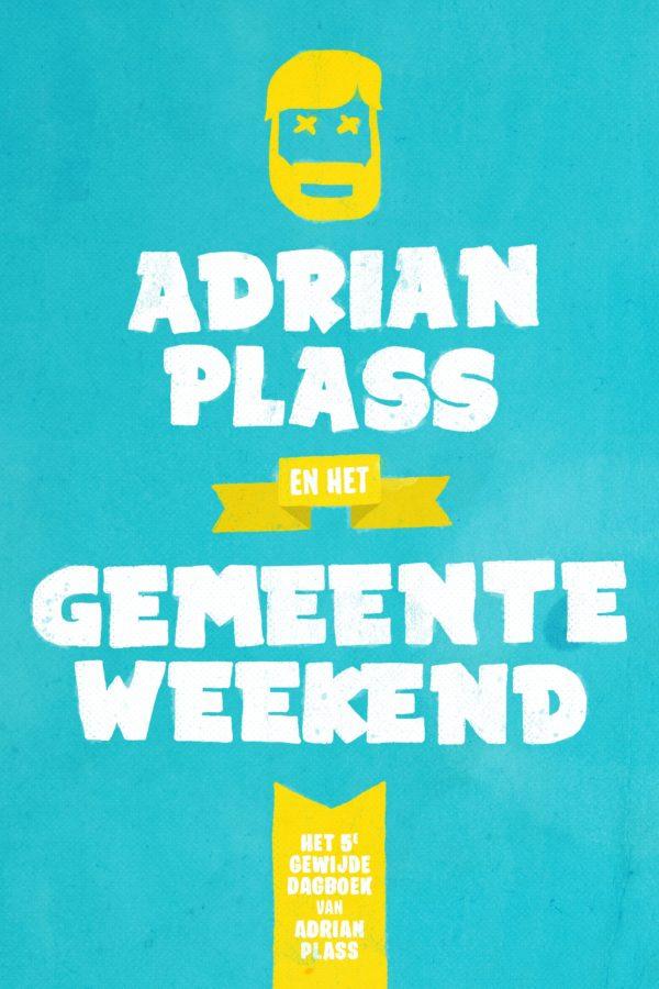 Adrian Plass en het Gemeenteweekend (e-book)