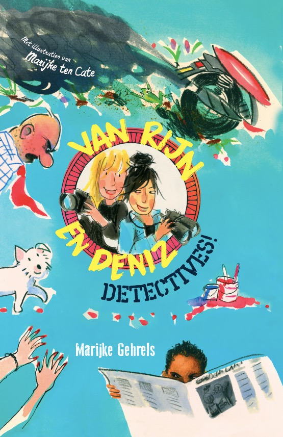 Van Rijn en Deniz: detectives (e-book)