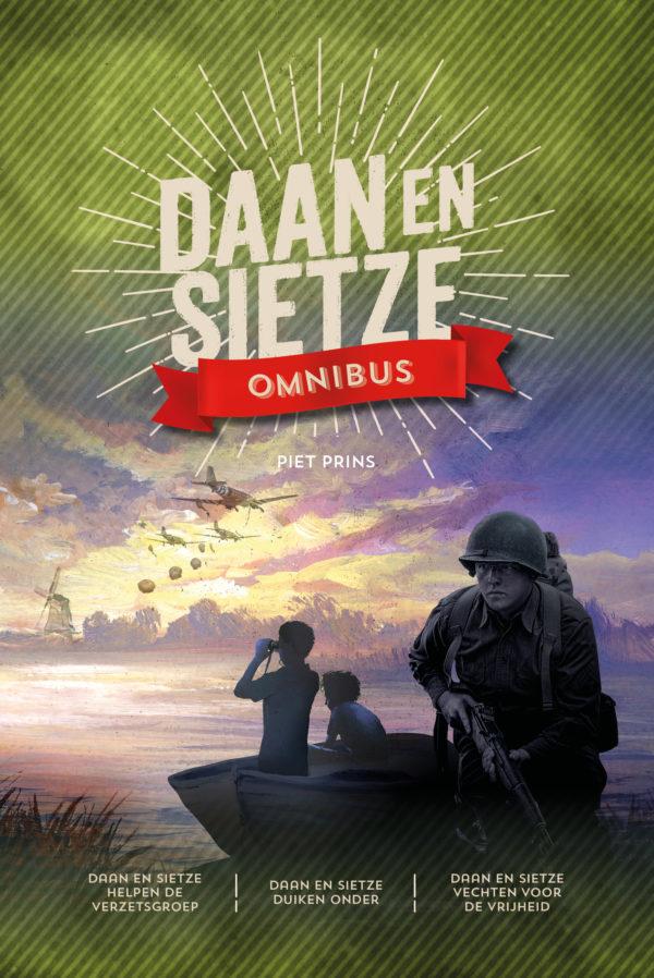 Daan en Sietze omnibus (e-book)