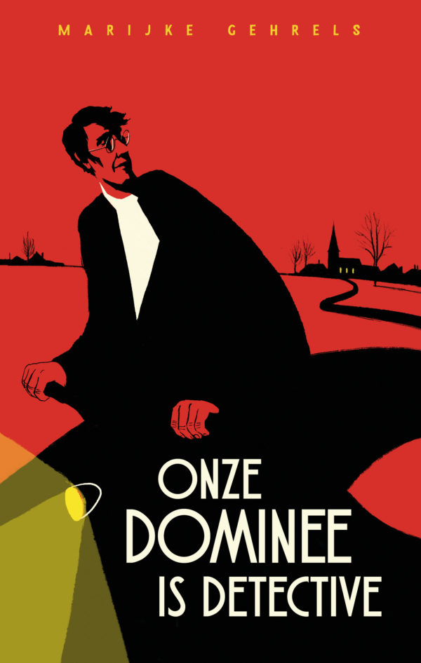 Onze dominee is detective (e-book)