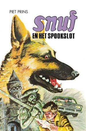 Snuf en het spookslot (e-book)