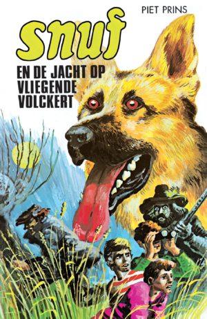 Snuf en de jacht op Vliegende Volckert (e-book)